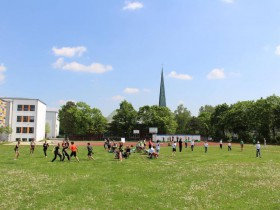 2015 Bezirks-Jupfi-Scoutball-Turnier